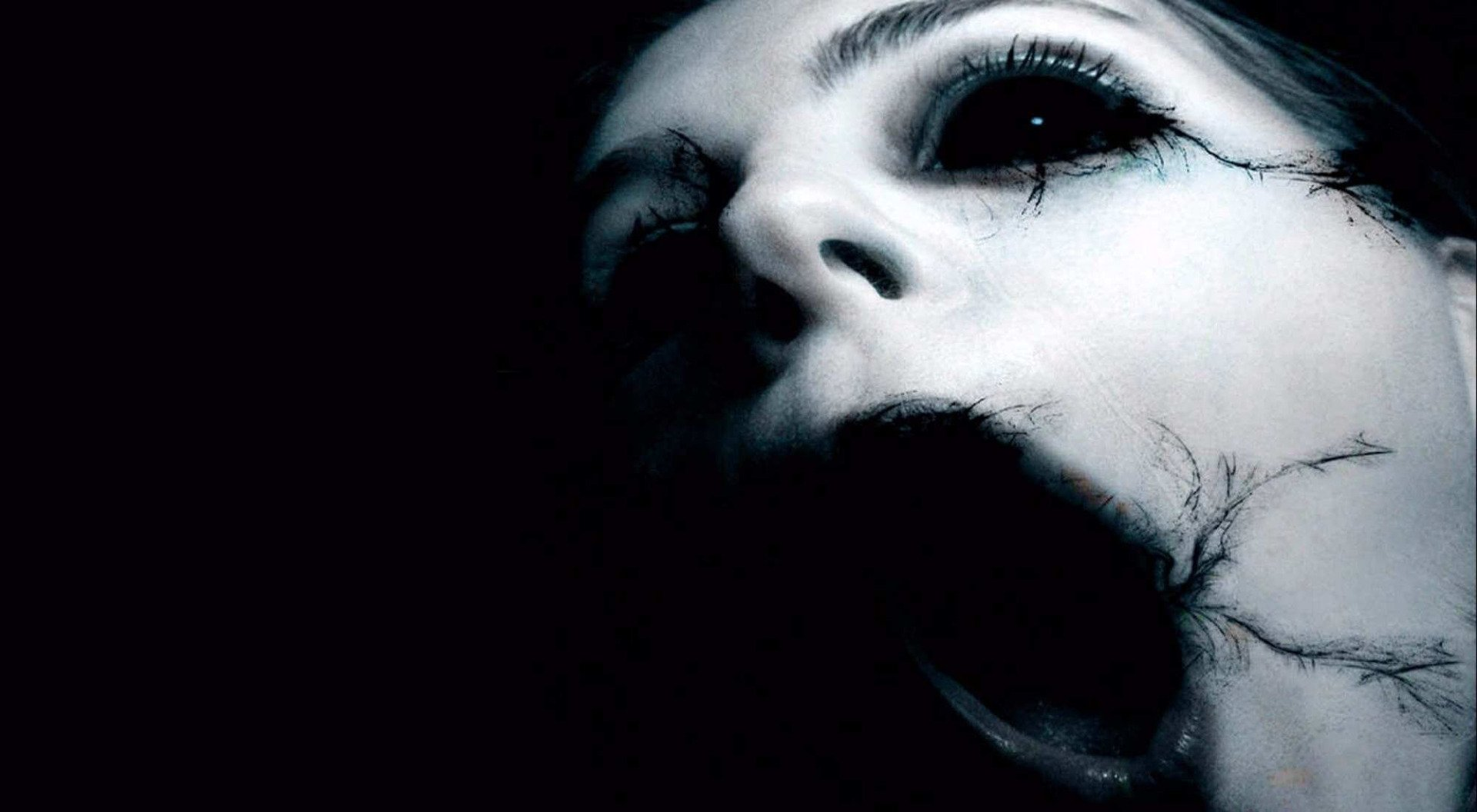 Black and white scary movies, good adult sites